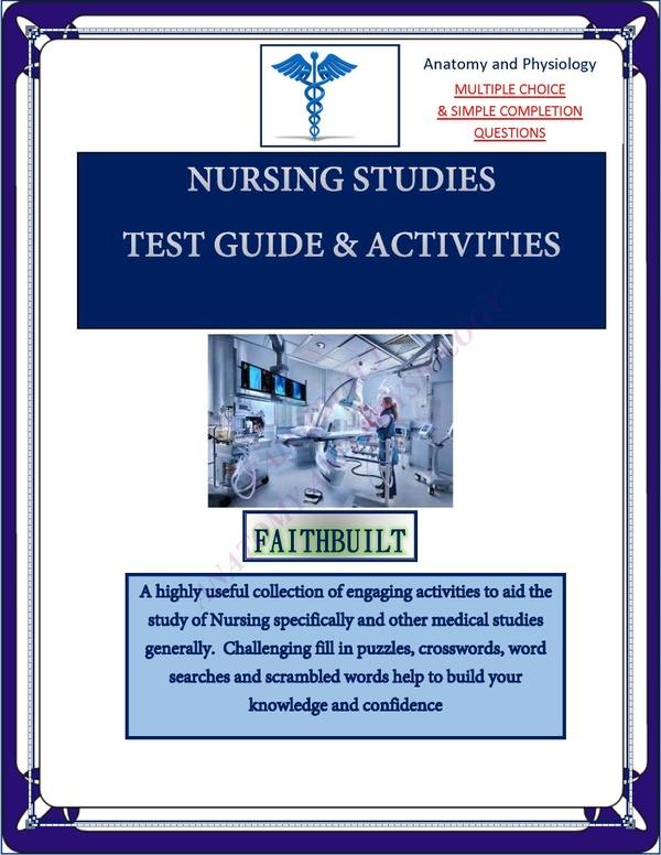 ANATOMY & PHYSIOLOGY : NURSING & MEDICAL STUDIES