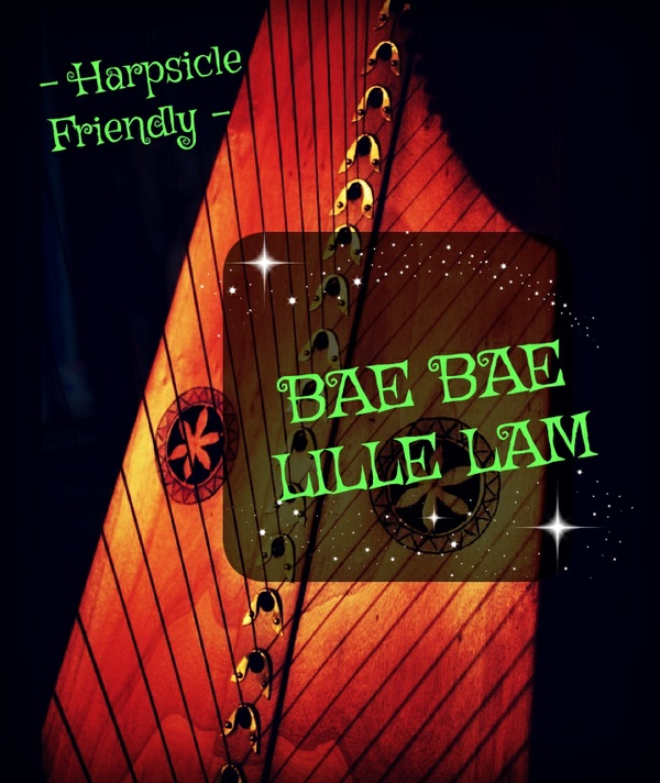 50-BAE BAE LILLE LAM FOR LEVER HARP PACK -HARPSICLE FRIENDLY