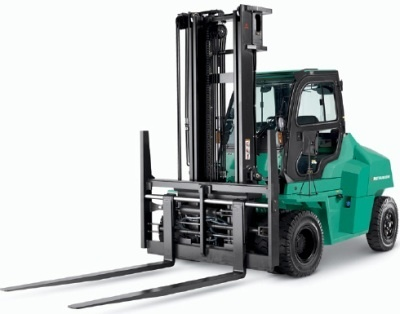Mitsubishi Diesel Forklift Truck FD60NM , FD60NMS, FD70NM , FD70NMS Operating Instructions