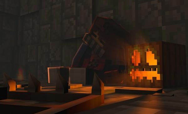 Intro Minecraft {OPEN} 0/2