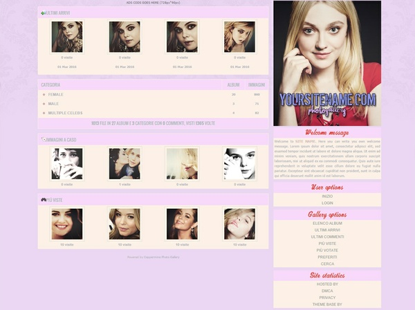 Coppermine premade #3