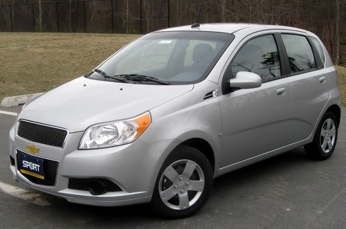 CHEVY CHEVROLET AVEO SERVICE REPAIR MANUAL 2002-2010 DOWNLOAD
