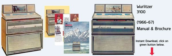 "Wurlitzer Model 3100 ""Americana"""