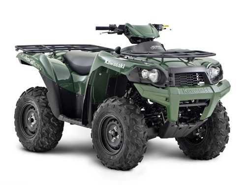 2005-2007 Kawasaki BRUTE FORCE 750 4×4i / KVF 750 4×4 Service Repair Manual Download