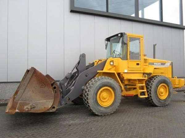 VOLVO BM L90C WHEEL LOADER SERVICE REPAIR MANUAL - DOWNLOAD