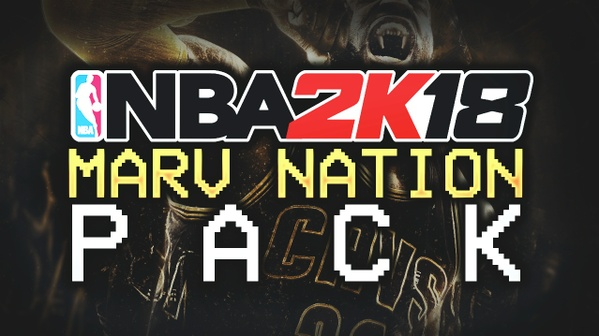 NBA2K18 GFX PACK
