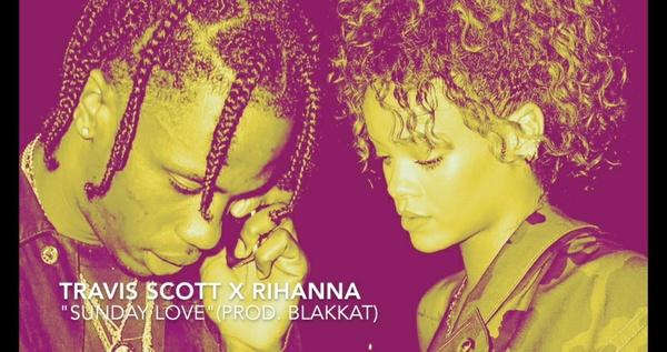 """""""Sunday Love"""" Travis Scott x Rihanna Type Beat (Prod. BlakKat)"""