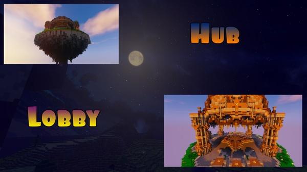 Spawn / Hub / Lobby