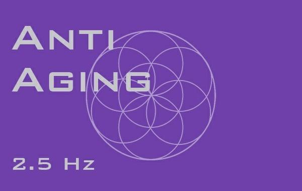 Anti-Aging DHEA Release - Releases Endogenous Opiates - Binaural Beats - Meditation Music