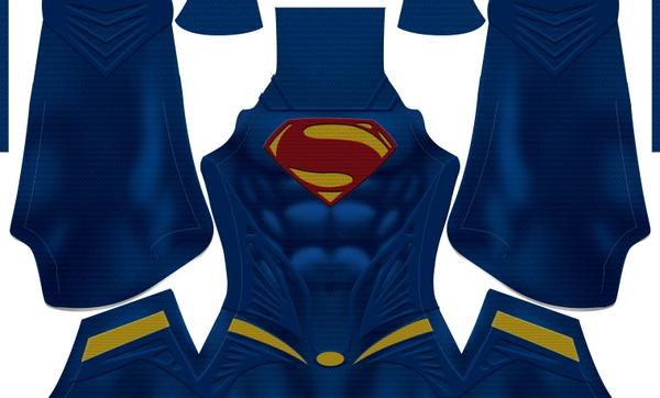 Man Of Steel pattern