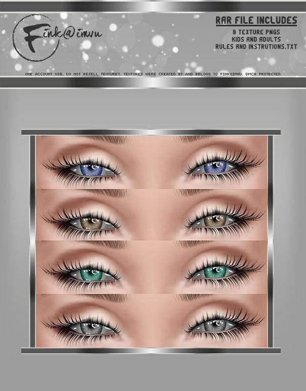 Glisten Eyes