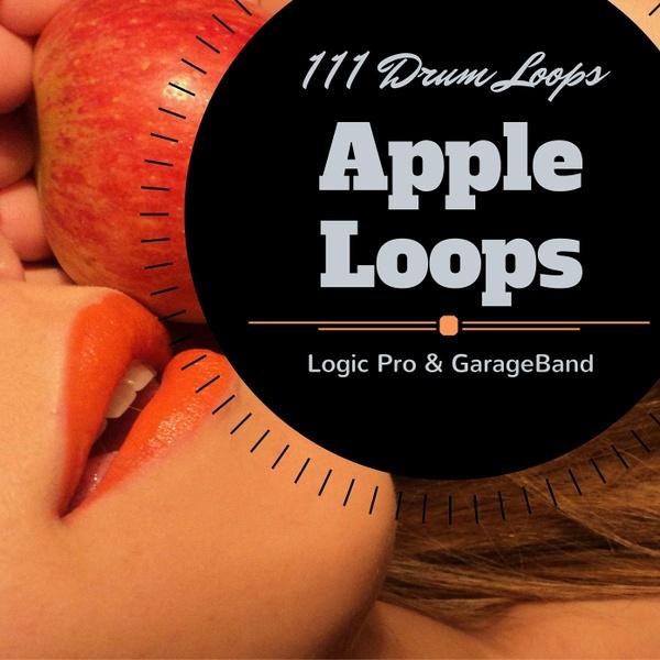 Free Download 111 Apple Loops Drum Loops