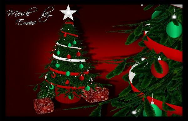 Mesh-Christmas Tree