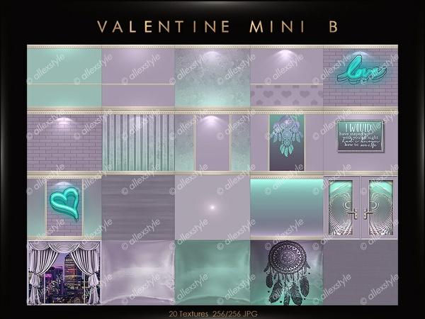 VALENTINE MINI B