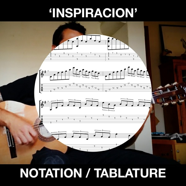Inspiracion (Gipsy Kings) Solo Guitar Rumba - Ben Woods