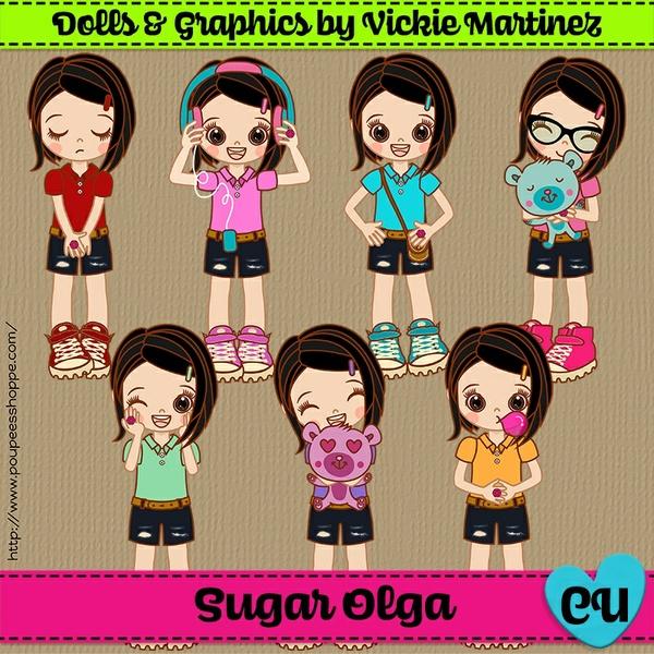 Sugar Olga