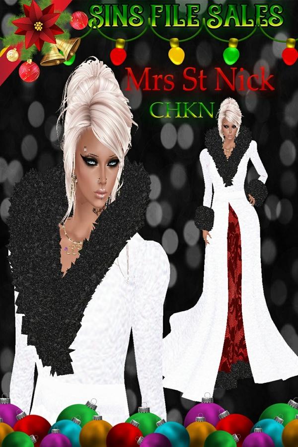 Mrs St Nick