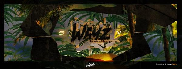 Wayz Header psd