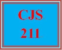 CJS 211 Week 1 Ethics Awareness Inventory