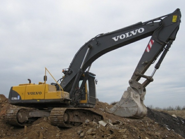 VOLVO EC290 EXCAVATOR SERVICE REPAIR MANUAL - DOWNLOAD