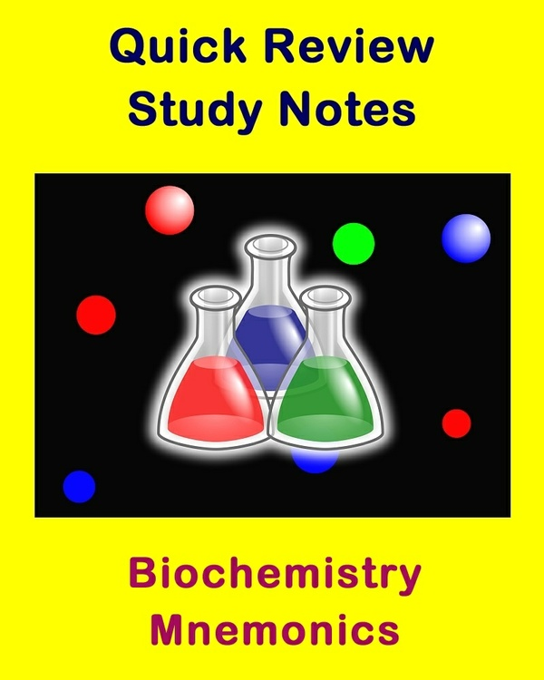 Biochemistry Mnemonics for Health Sciences Students and Educators