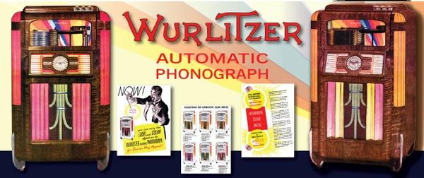 Wurlitzer Model 24, 24-A (1937) Service Manual, Diagnosis Charts & Rare 6 Page Brochure