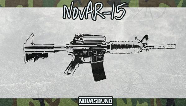 NovAR-15 - Rifle and Weapon FX - Nova Sound