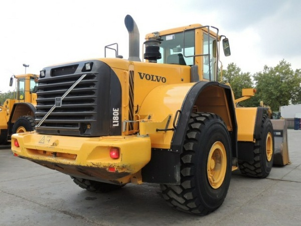 VOLVO L180E WHEEL LOADER SERVICE REPAIR MANUAL - DOWNLOAD