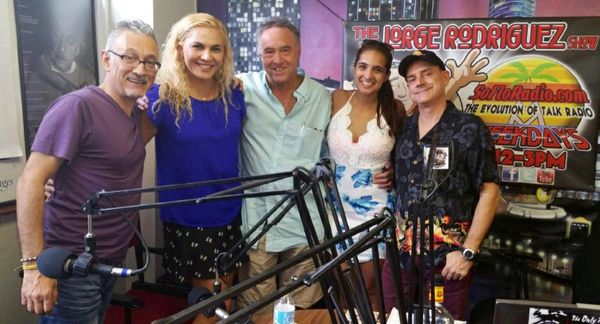The Jorge Rodriguez Show  05-29-2015