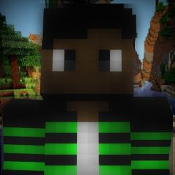 Minecraft Profile Picture (for social media)