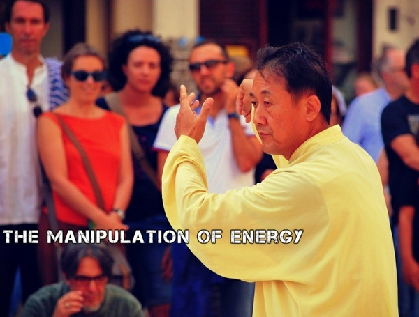 The Manipulation of Energy