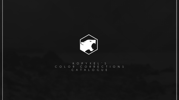 [OLD] KOPYXEL'S CC CATALOGUE VOL. 1