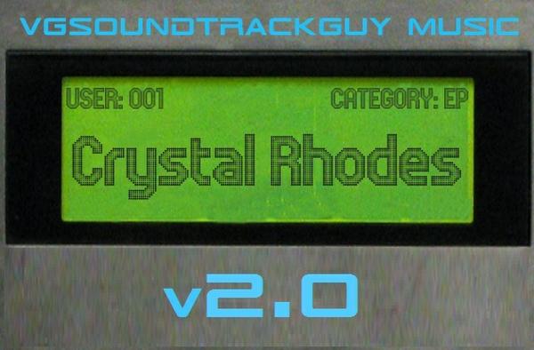 VGSG's Crystal Rhodes - Kontakt 5 & XV Synths