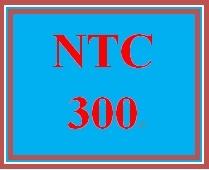 NTC 300 Week 3 Individual OneDrive's Cloud Consumer View