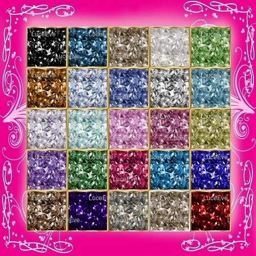Gemstone Jewelry Textures