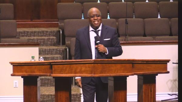 "Pastor Sam Emory 01-10-18pm "" The Fruitful Vine "" MP4"