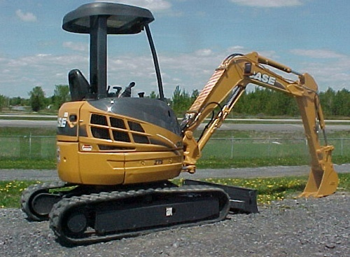Case CX31B CX36B Compact Hydraulic Excavator Service Repair Manual