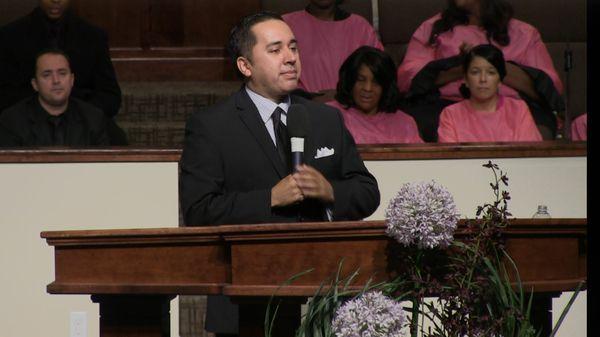 Rev. Steve Caballero 08-03-14 AM MP3