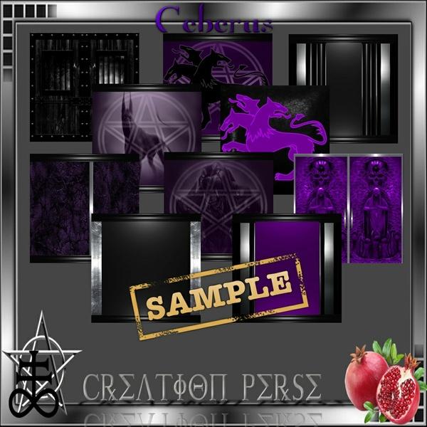 Cerberus mesh room