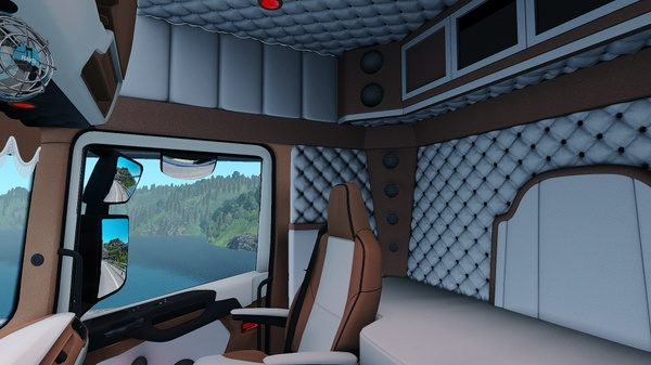 Scania S SCS Next Gen Holland  Interior IG ETS 2
