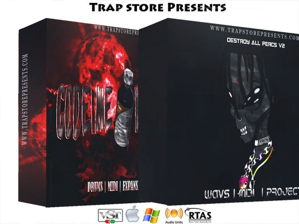 Trap Store Presents - Codeine Withdraw & Destroy All Percs V2