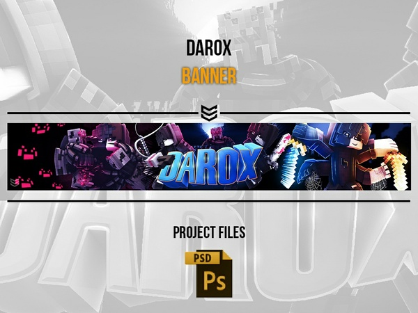 Minecraft Banner Files - Darox