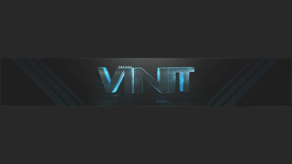 Wrap 3D YouTube Banner Template
