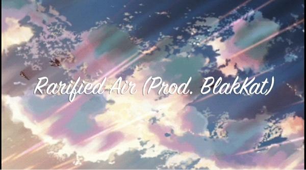 """Rarified Air"" Bryson Tiller x Future Type Beat (Prod. BlakKat)"