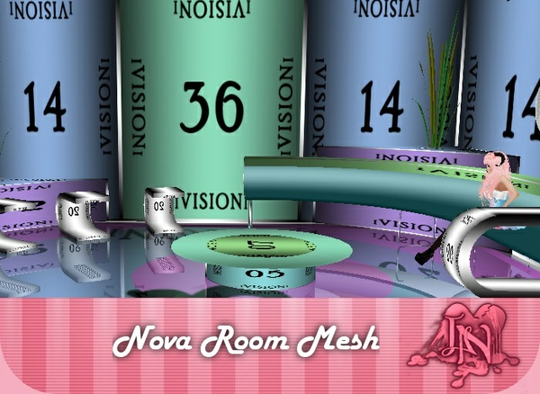 Nova Room Mesh