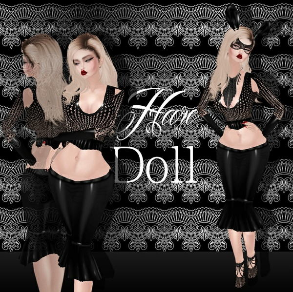 Hare Doll Package