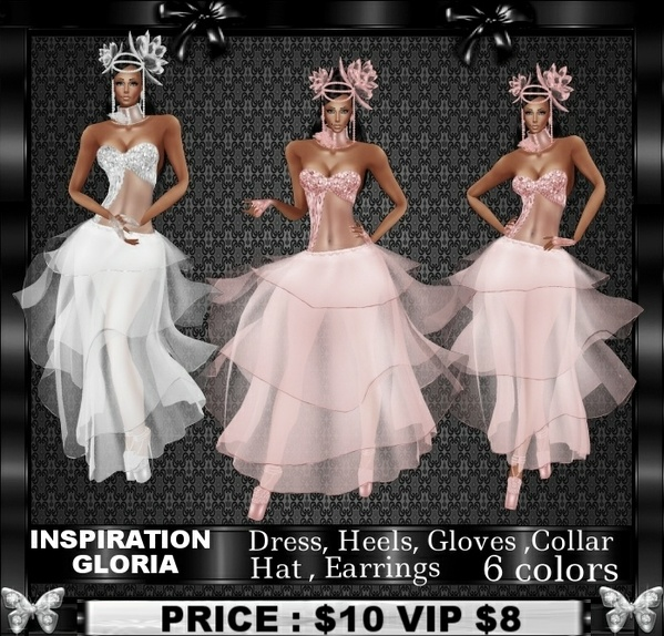 INSPIRATION GLORIA BUNDLE