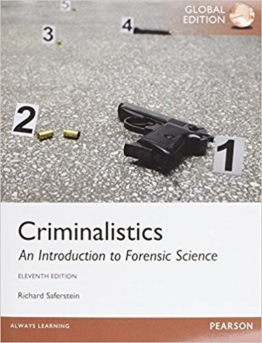 Criminalistics , An Introduction to Forensic Science, Global Edition ( PDF )
