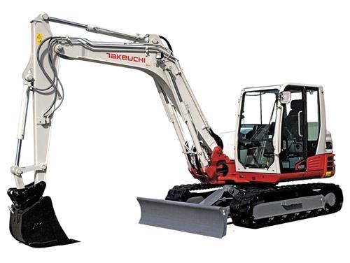 Takeuchi TB285 WE-TB285-D Hydraulic Excavator Service Repair Workshop Manual(S/N:185000001 & Above)