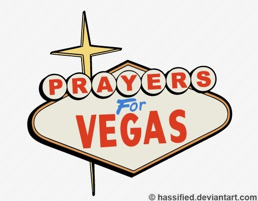 Prayers For Vegas